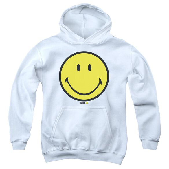 Smiley World Basic Smiley Youth Pull Over Hoodie