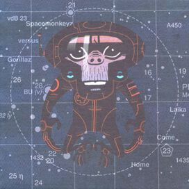 Spacemonkeyz vs. Gorillaz - Laika Come Home
