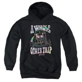 Astro Pop Space Popssdey Youth Pull Over Hoodie