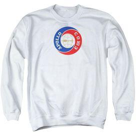 Nasa Apollo Soyuz Adult Crewneck Sweatshirt