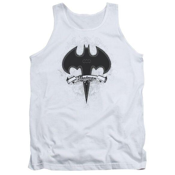 Batman Gothic Gotham Adult Tank