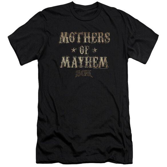 Sons Of Anarchy Mothers Of Mayhem Premuim Canvas Adult Slim Fit