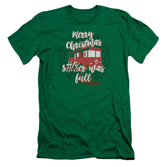 Christmas Vacation It Was Full Hbo Short Sleeve Adult Kelly T-Shirt