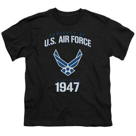 AIR FORCE PROPERTY OF-S/S T-Shirt