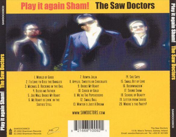 Play It Again Sham 0703