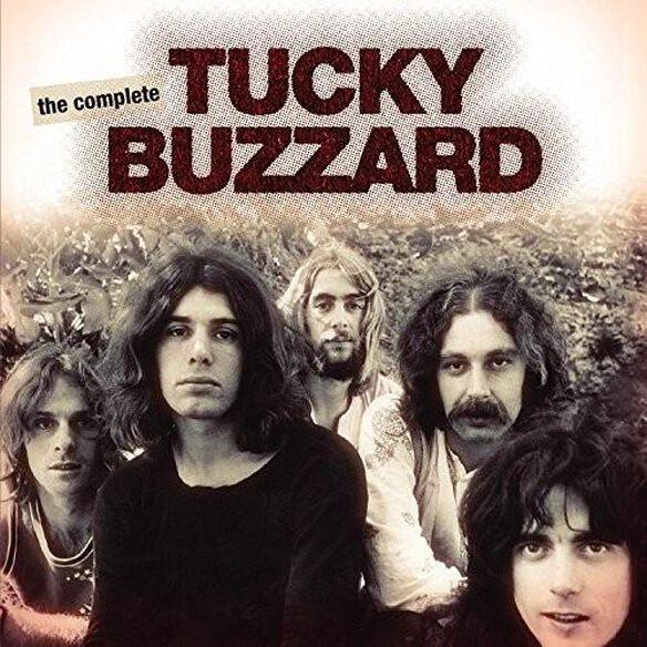 Tucky Buzzard - Albums Collection