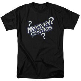 DUBBLE BUBBLE MYSTERY CENTERS - S/S ADULT 18/1 - BLACK T-Shirt