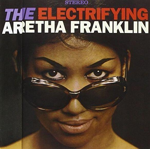 Aretha Franklin - Electrifying Aretha Franklin + 4 Bonus Tracks
