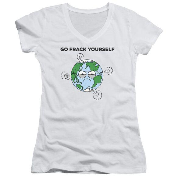 Frack Junior V Neck T-Shirt