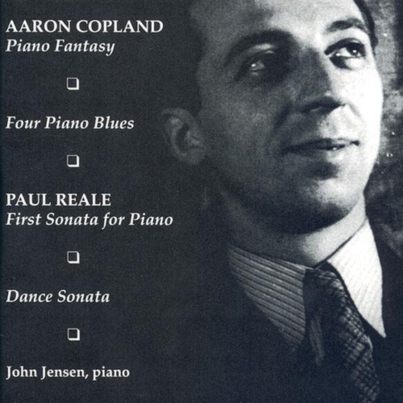 Copland - Major Solo Piano Works