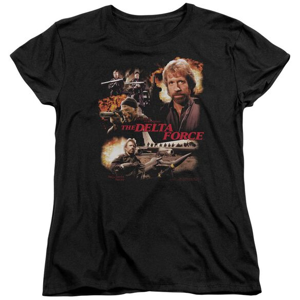 Delta Force Action Pack Short Sleeve Women's Tee T-Shirt