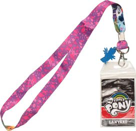 My Little Pony Marks Group Charm Lanyard