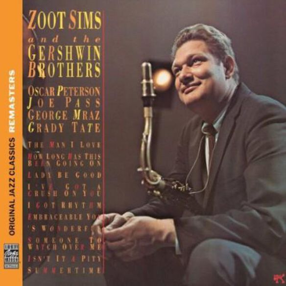 Zoot Sims & The Gershwin Brothers (Rmst)