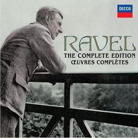 Various Artists - Ravel: The Complete Edition / Oeuvres Complète