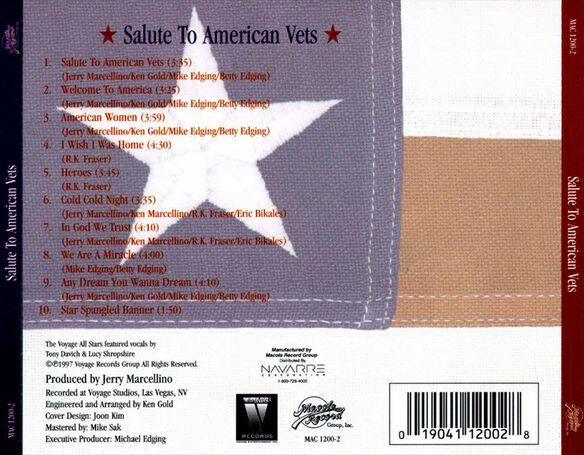 Salute To American Vet997