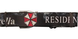 Resident Evil Umbrella Weathered Mini Airline Belt