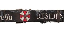Resident Evil Umbrella Weathered Mini Airline Belt