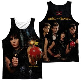 Joan Jett Cherry Bomb (Front Back Print) Adult Poly Tank Top