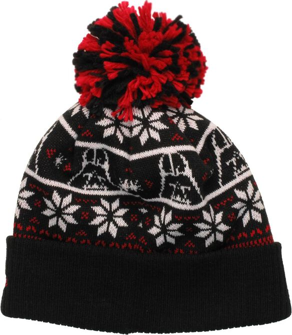 ab9c9a0fb40 Images. Star Wars Darth Vader Sweater Chill Pom Beanie