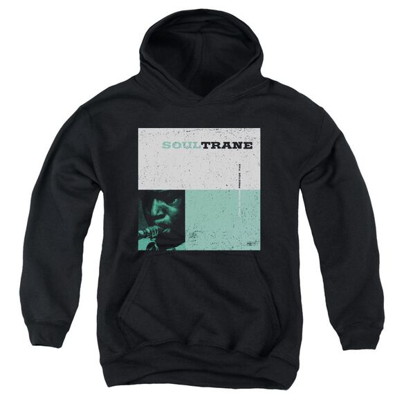 John Coltrane Soultrane Youth Pull Over Hoodie