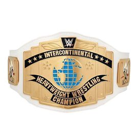 WWE Intercontinental Championship Replica Title Belt (2014)