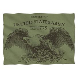 Army Property Pillow Case