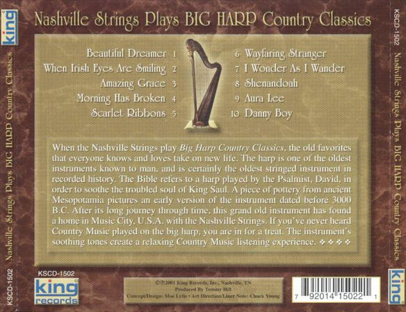 Big Harp Country Classics