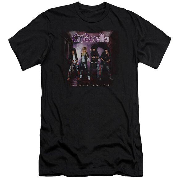 Cinderella Night Songs Short Sleeve Adult T-Shirt