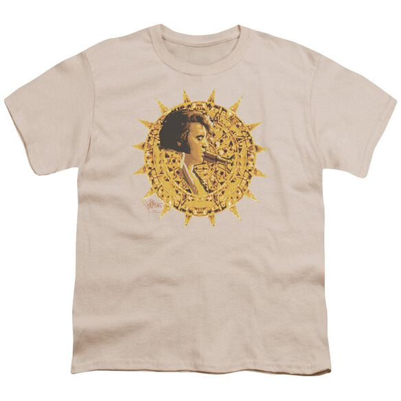 Elvis Sundial Short Sleeve Youth T-Shirt