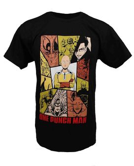 One Punch Man Colla T-Shirt