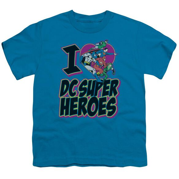 Dc I Heart Dc Short Sleeve Youth T-Shirt
