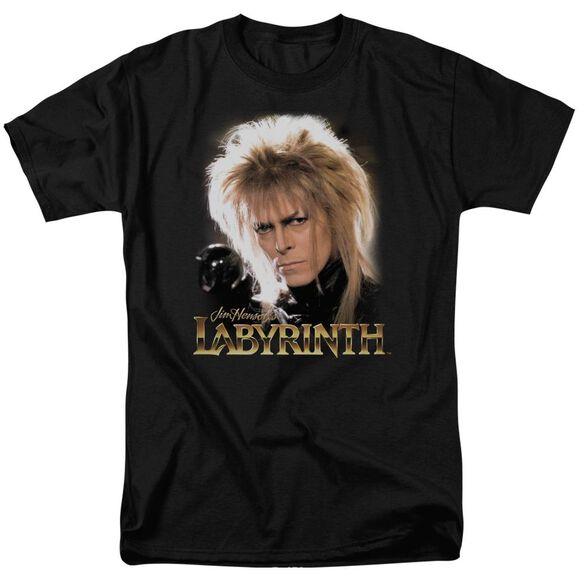 Labyrinth Jareth Short Sleeve Adult T-Shirt