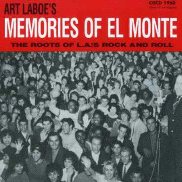 Memories Of El Monte / Various