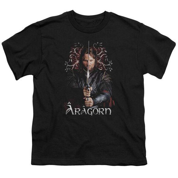 Lor Aragorn Short Sleeve Youth T-Shirt