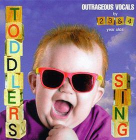 Various Artists - Toddlers Sing / Various
