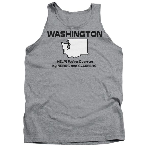 Washington Adult Tank Athletic