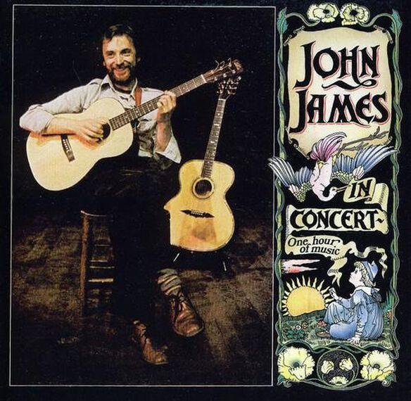 John James Live In Concert