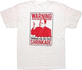Seinfeld Shrinkage T-Shirt