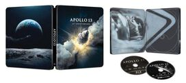 Apollo 13 [Exclusive Blu-ray Steelbook]
