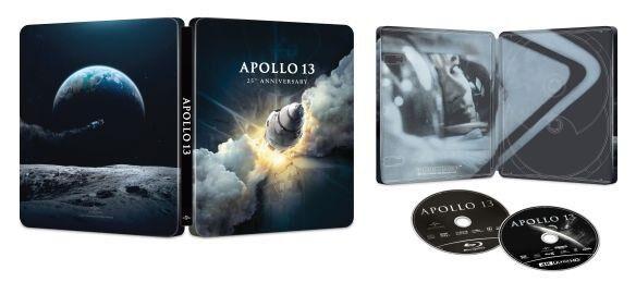 Apollo 13 [Exclusive Blu-ray Steelbook]