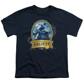 Polar Express True Believer Short Sleeve Youth T-Shirt