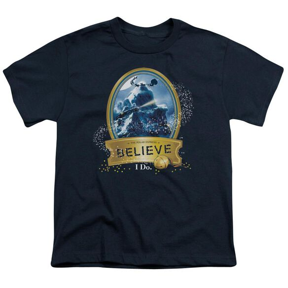 Polar Express True Believer Short Sleeve Youth T-Shirt