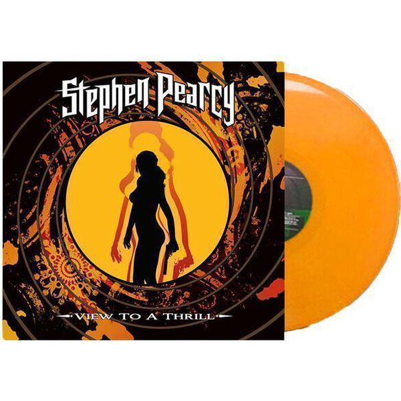 Stephen Pearcy - View to a Thrill [Exclusive Orange Vinyl]