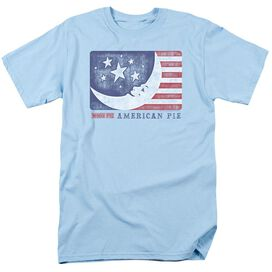 Moon Pie American Pie Short Sleeve Adult Light T-Shirt