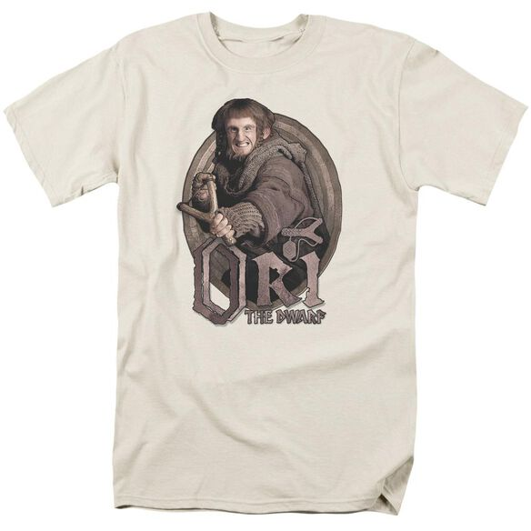 The Hobbit Ori Short Sleeve Adult Cream T-Shirt