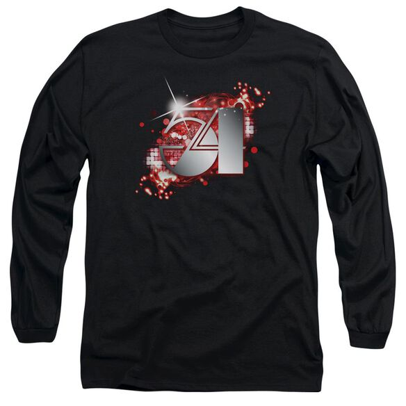 Studio 54 54 Logo Long Sleeve Adult T-Shirt