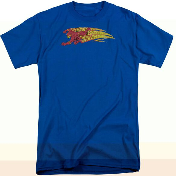 DC FLASH FASTEST MAN ALIVE-S/S T-Shirt