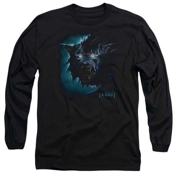 The Hobbit Warg Long Sleeve Adult T-Shirt