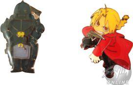 Fullmetal Alchemist Pin Set