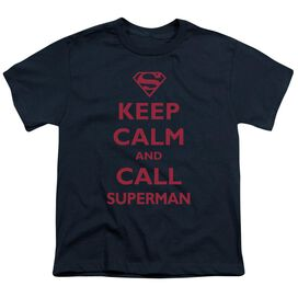 SUPERMAN CALL SUPERMAN - S/S YOUTH 18/1 T-Shirt